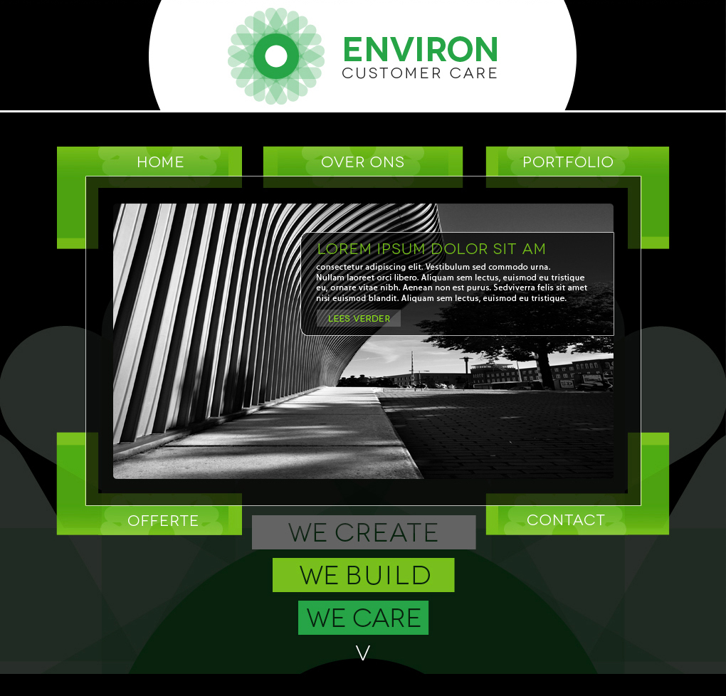website environ
